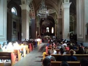Messe de rentrée sept 2019